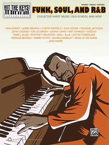 funk soul and r b hit the keys series na freenote