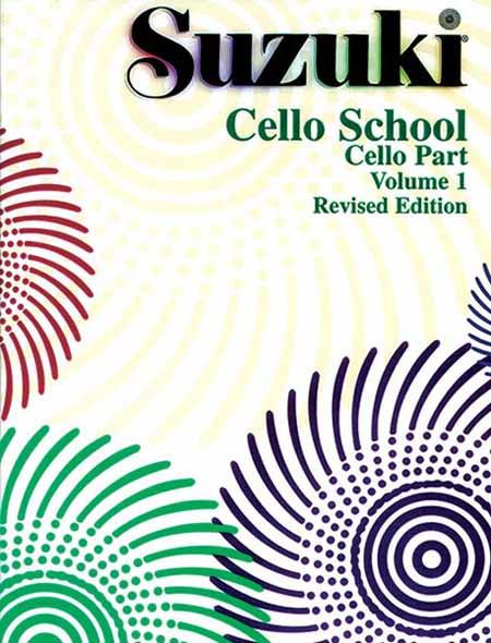 SUZUKI CELLO SCHOOL Vol 3 Piano Accomps Revised