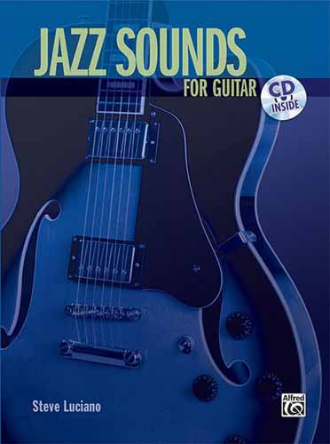 JAZZ SOUNDS FOR GUITAR - Steve Luciano na Freenote