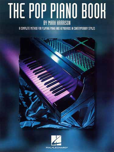 Smooth jazz piano mark harrison na freenote the pop piano book mark harrison fandeluxe Gallery