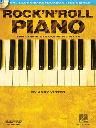 Stride swing piano john valerio na freenote rock roll piano andy vinter keyboard style series fandeluxe Gallery