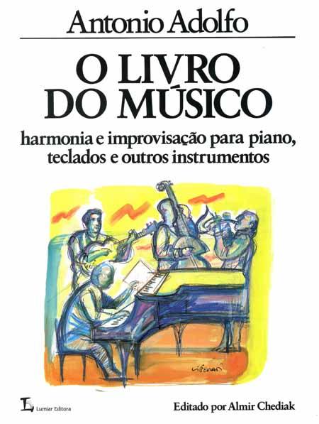 Resultado de imagem para Antonio Adolfo - O Livro do Músico