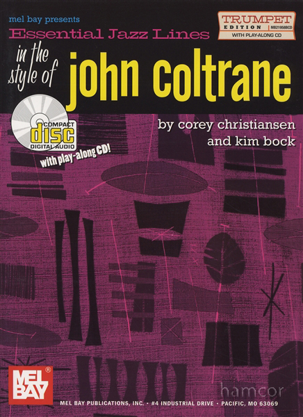 John coltrane omnibook eb na freenote essential jazz lines in the style of john coltrane trompete fandeluxe Image collections